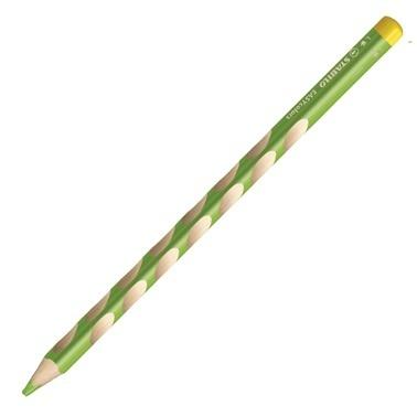 Stabilo  Easycolors Sol El Kuruboya Kalemi Açık Yeşil 331-550-6 Renkli